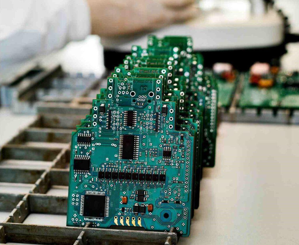 elektronica assembleren